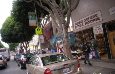 Libreria San Pedro - San Francisco, CA