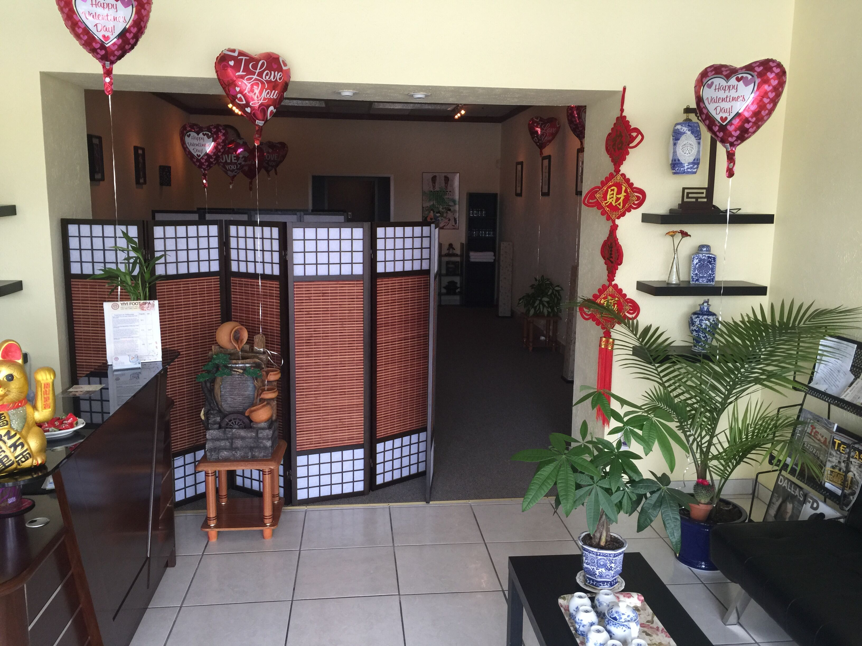YIYI FOOT SPA 10677 E Northwest Hwy Dallas TX 75238