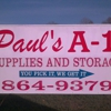 A-1 Flooring Supplies and Storage