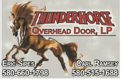 ThunderHorse Overhead Door   Cordell, OK