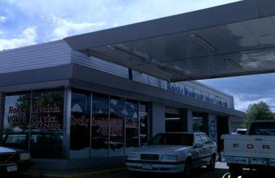 Rocky Mountain Volvo Service - Lakewood, CO