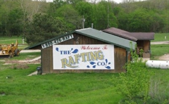 The Rafting Co Camping & RV Resort