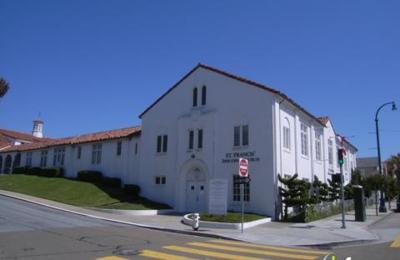 St George Orthodox Church of Jerusalem - San Francisco, CA