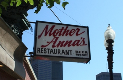 Mother Anna's - Boston, MA