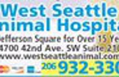 West Seattle Animal Hospital - Seattle, WA