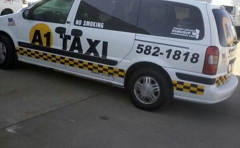 A1 Taxi & Delivery LLC