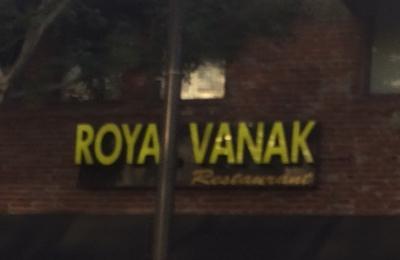 Royal Vanak - Glendale, CA. Royal Vanak