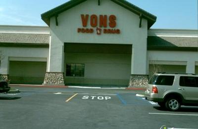 Vons - Fontana, CA