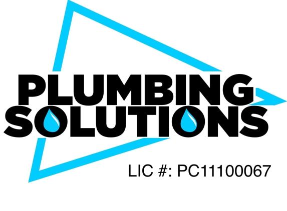 Plumbing Solutions - Columbus, IN