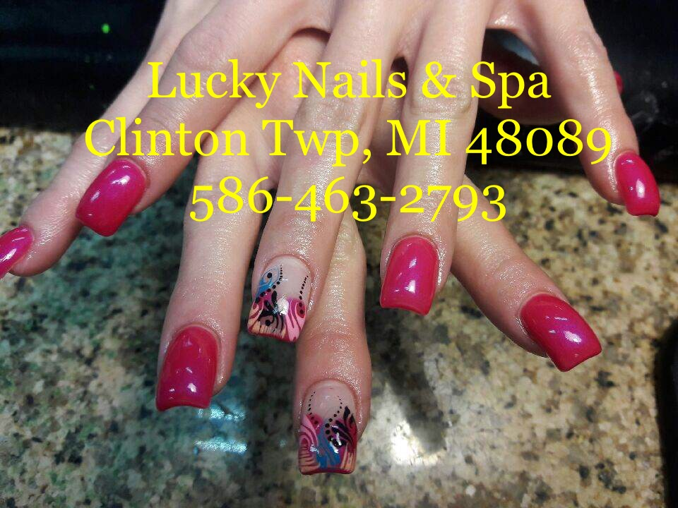 Lucky Nails And Spa - Best Nail 2018