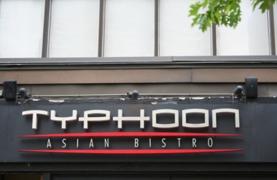 Typhoon Asian Bistro - Boston, MA