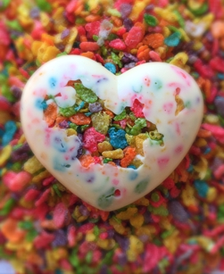 Fruity Love Valentine's Chocolates at Chocolate Bar NYC in New York, NY