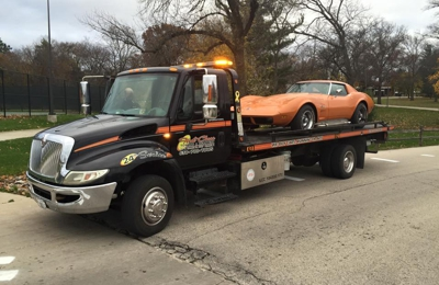 First Class Towing & Recovery - Algonquin, IL