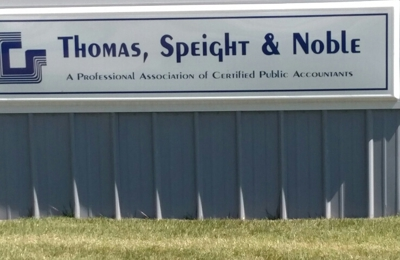 Thomas Speight & Noble CPA - Jonesboro, AR