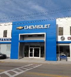 Larry Fannin Chevrolet Buick GMC - Morehead, KY