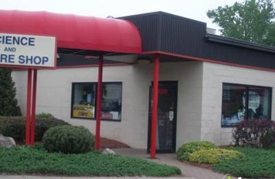 Wonderland Comics - Rochester, NY