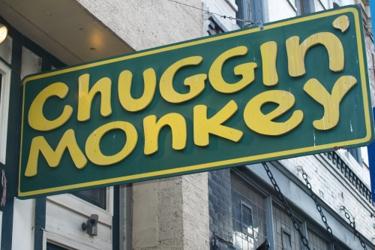 The Chugging Monkey