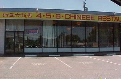 Four-Five-Six Chinese Restaurant - Santa Clara, CA