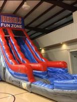 Rebel Water Slide