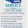 BDK Septic Service