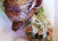 Barrio Fiesta - Glendale, CA. Lunch Special