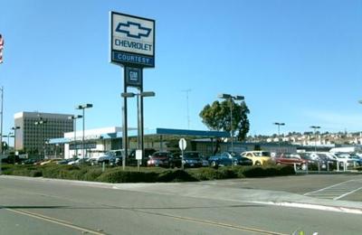 Courtesy Chevrolet San Diego - San Diego, CA