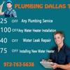 Plumbing Dallas TX
