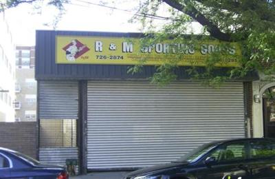 R & M Sporting Goods - Astoria, NY