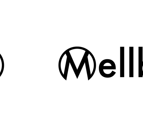 Amberd Design Studio - Los Angeles, CA. The Mellbe Logo and the Icon