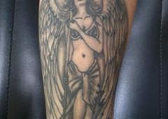 The Tattoo Shop/Omerta Ink - Mc Keesport, PA