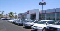 Toyota of the Desert Service Department - Cathedral City, CA