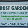 Frost Gardens