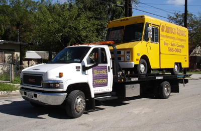 Phil Z Towing - San Antonio, TX