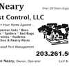 J Neary Pest Control