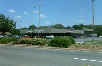 Community Thrift Store - Charlotte, NC