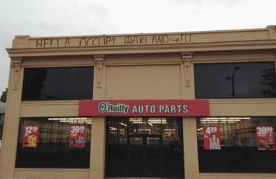 O'Reilly Auto Parts - Oakland, CA