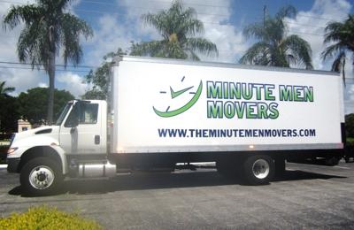 Minute Men Movers Melbourne - Melbourne, FL