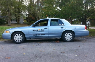 Night & Day Taxi & Transportation Services - Hendersonville, NC