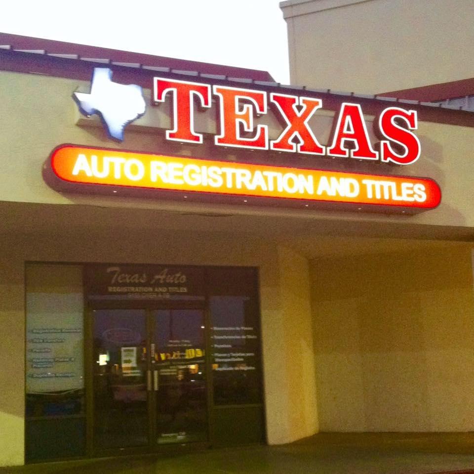 Texas Auto Registration & Titles 9155 Dyer St, El Paso, TX