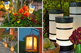 Bright Ideas to Light Your Lawn