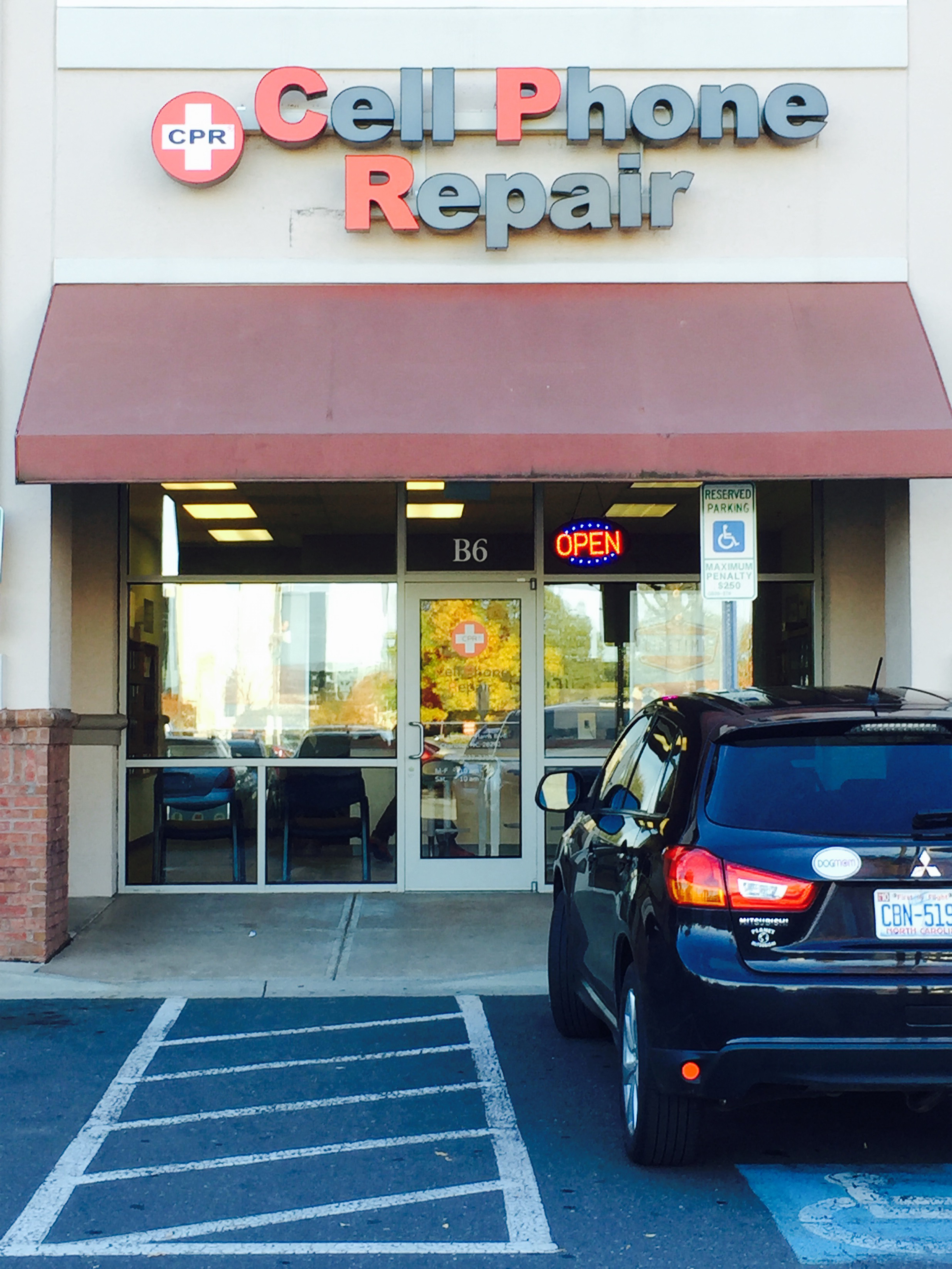 Cpr cell phone repair charlotte university city 230 east wt cpr cell phone repair charlotte university city 230 east wt harris blvd suite b 6 charlotte nc 28262 yp 1betcityfo Images