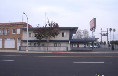 Plaza Motel - Fresno, CA