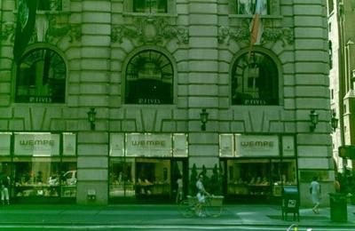 Wempe Jewelers - New York, NY