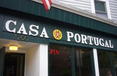 Casa Portugal Restaurants 1200 Cambridge St Cambridge Ma