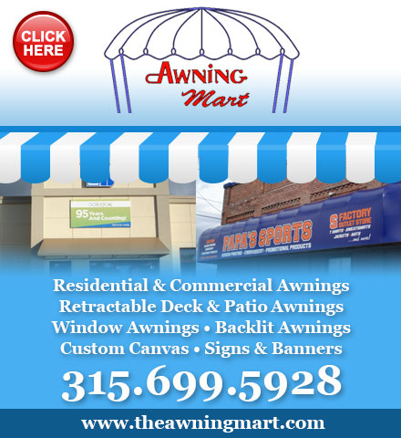 Awning Mart Inc. 5665 State Route 31, Cicero, NY 13039 ...