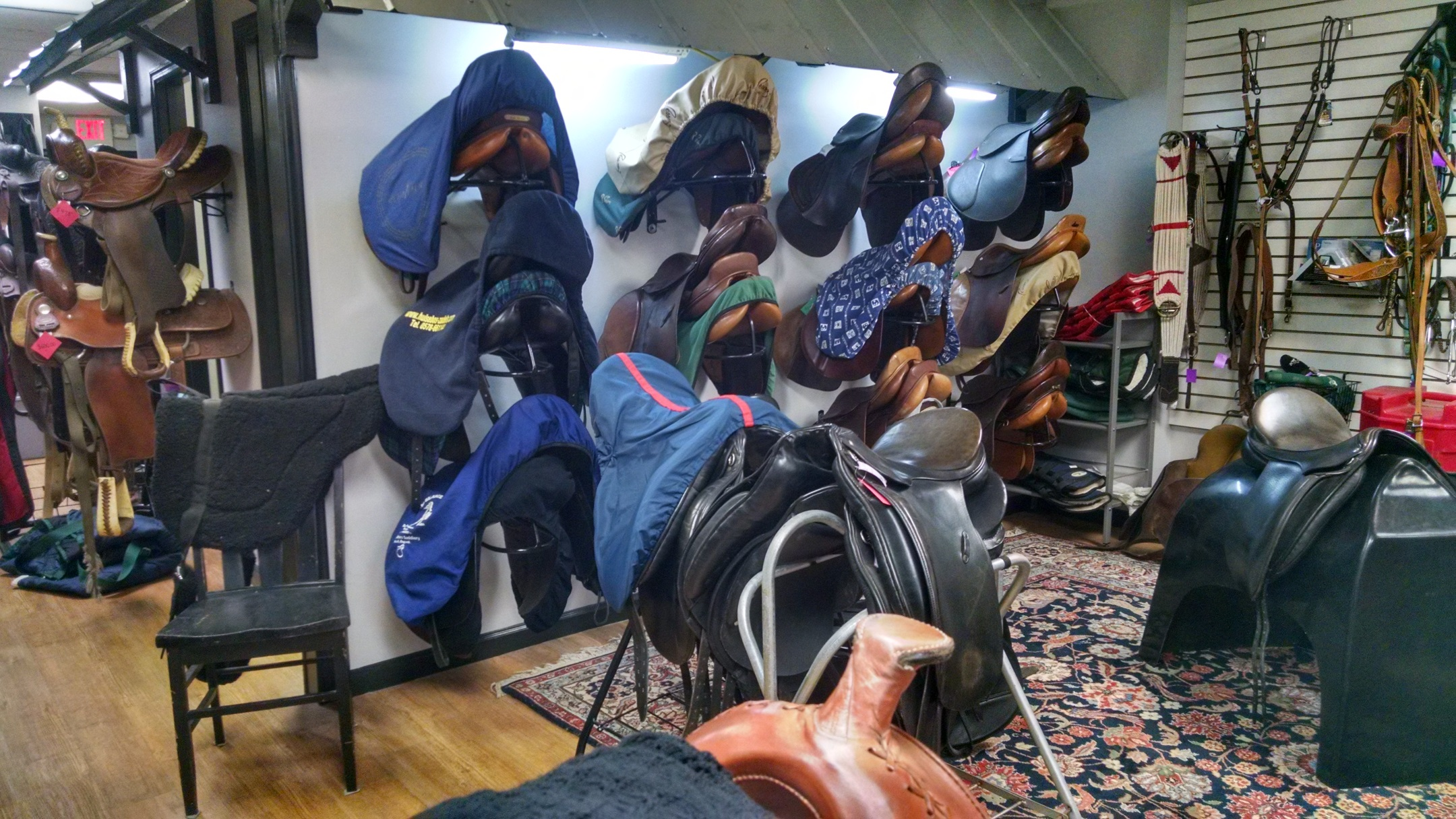 Tennessee Tack Exchange Inc