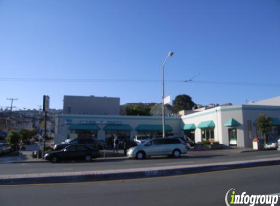 Top Of The Hill Clean Express - Daly City, CA