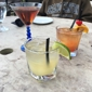 Big Water Grille - Incline Village, NV. Drinks on the patio