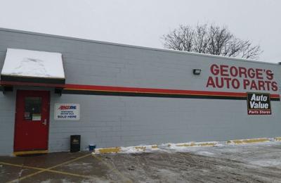 George's Discount Auto Parts - Saint Clair Shores, MI