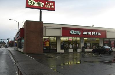 O'Reilly Auto Parts - Mount Vernon, WA